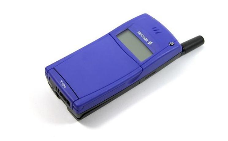 smartphone e cellulari: Ericsson T10s