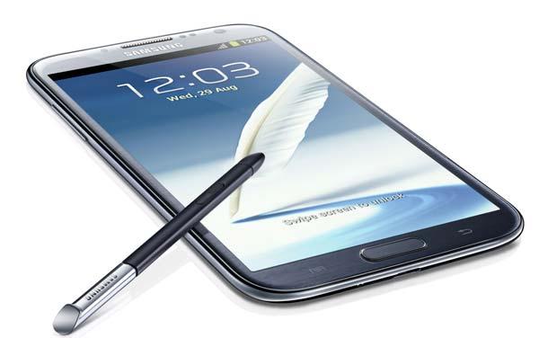 cellulari e smartphone: Samsung Galaxy Note 2