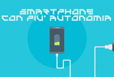 Smartphone con più autonomia