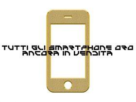 smartphone oro